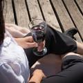 Jak odstranit skvrny od červeného vína